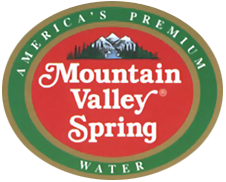 Mountain Valley Spring Water Asheville Logo